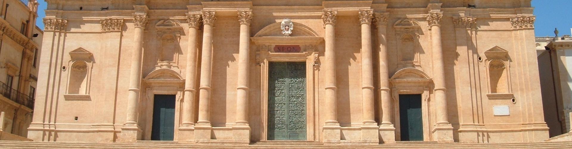 La cattedrale di Noto restaurata